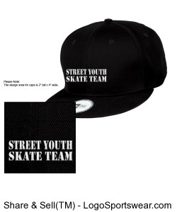 Street Youth Hat Design Zoom